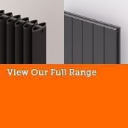 Carisa Vertical Aluminium Radiators