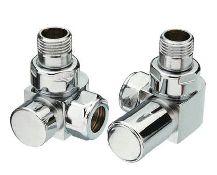 The Radiator Company 3 Style Radiator Valve