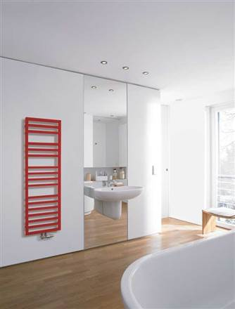 Zehnder Quaro Spa Electric Designer Heated Towel Rail