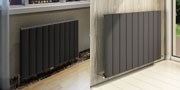Warm Rooms Horizontal Aluminium Radiators