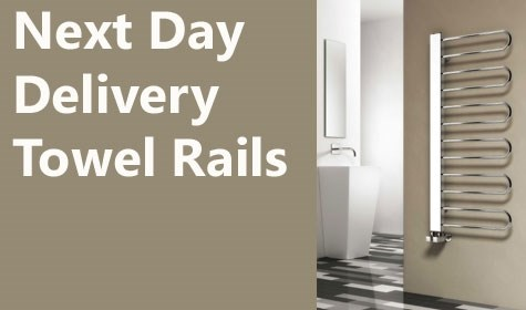 Next Day Towel Rails
