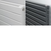 Rads 2 Rails Horizontal Radiators