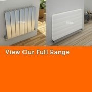 Reina Horizontal Aluminium Radiators