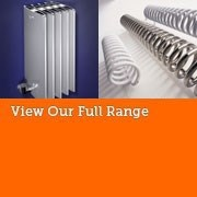 Bisque Vertical Radiators