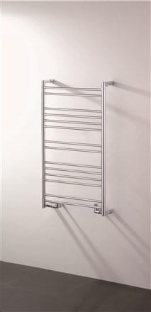 Aestus Ninety Degrees Straight Heated Towel Rail