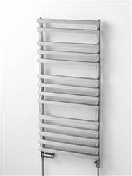 Aeon Cengiz Stainless Steel Designer Heated Towel Rails