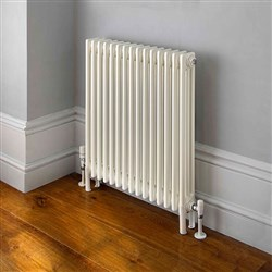The Radiator Company Ancona 3 Column - 750mm Height