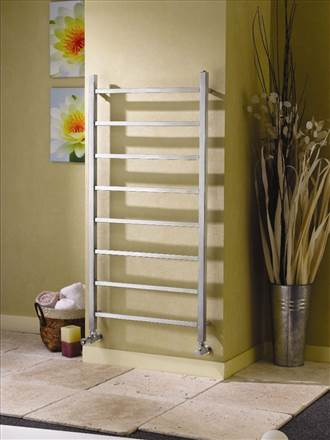 Apollo Genova Straight Towel Rail