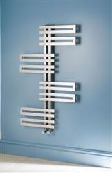 Apollo Genova Wave Towel Rail