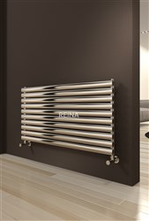 Reina Artena Horizontal Stainless Steel radiator