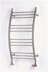 Aeon Capadoccia Stainless Steel Heated Towel Rail