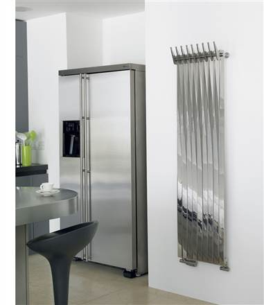 Aeon Clipper Stainless Steel Designer Radiator