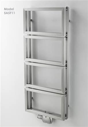 Aeon Fatih Stainless Steel Designer Heated Towel Rails