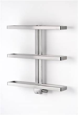 Aeon Gallant Stainless Steel Designer Heated Towel Rails