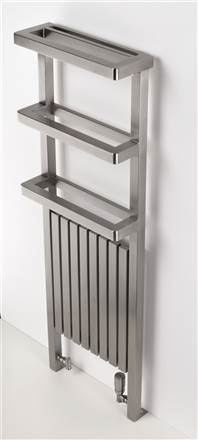Aeon Gallipoli Stainless Steel Towel Rail