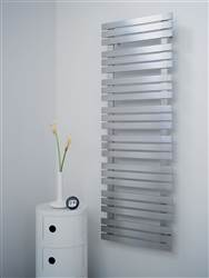 Aeon Kaptan Stainless Steel Heated Towel Rail