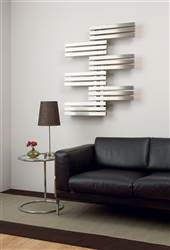 Aeon Labren Stainless Steel Designer Radiators