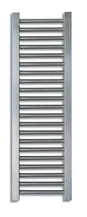 Aeon Meridien Stainless Steel Heated Towel Rail
