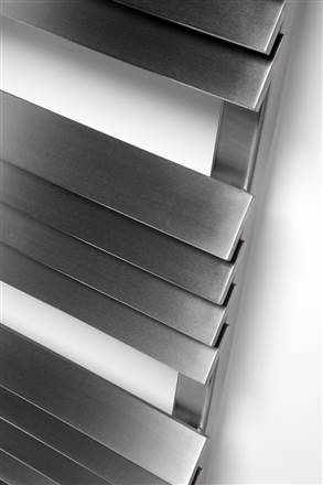 Aeon Panacea Bath Polished Stainless steel Towel Rail