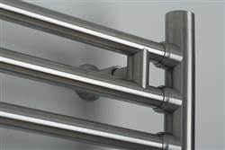 Aeon Seren Stainless Steel Heated Towel Rail
