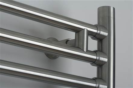 Accuro Korle Escape Stainless Steel Designer Heated Towel Rail