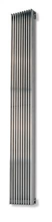 Aeon Venetian Stainless Steel Designer Radiators - Polished Finish