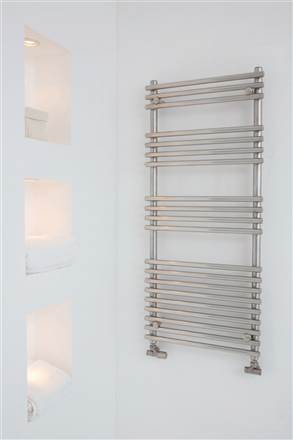 Aeon Windsor Stainless Steel Towel Rail