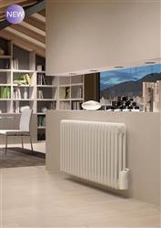 The Radiator Company Ancona 3 Column Electric Radiator