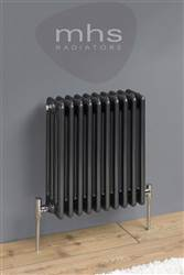 MHS Anthrasec 3 column Radiator