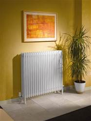 Apollo Roma Steel 3 Column Radiators with welded feet