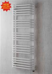 Supplies 4 Heat Apsley Curved Electric Towel Rail