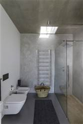 JIS Sussex Ardingly electric towel rail