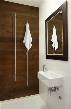 Sunerzha Asket Stainless Steel Electric Towel Bar