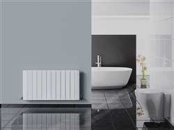 Vogue Astute Horizontal Aluminium Radiator