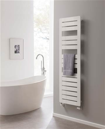 The Radiator Company Athena Towel Rail