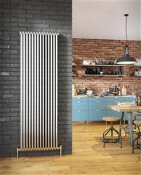 DQ Double Quick Aviso Vertical Designer Radiator