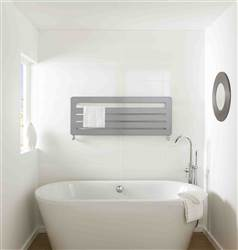 The Radiator Company BDO Athena Horizontal Designer Towel Rail