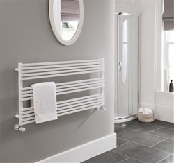 The Radiator Company BDO Ingot Towel Rail
