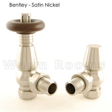 Bentley Traditional Thermostatic Radiator Valves