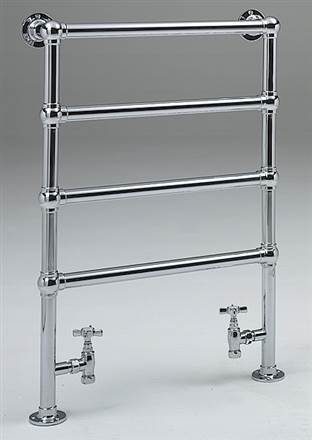Bisque Osbourne Traditional Heated Towel Rail