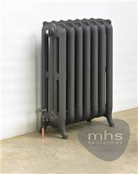 MHS Blenheim Plain traditional cast iron radiator