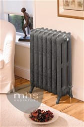 MHS Blenheim Scrolled traditional cast iron radiator