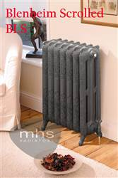 MHS Blenheim Electric traditional cast iron radiator