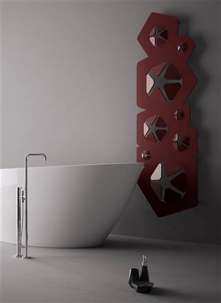 Hotech Bloom Electric Designer Radiator