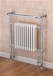 Supplies 4 Heat Boleyn Traditional Towel Rail