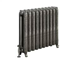 DQ Double Quick Bronte Cast Iron Radiator - 510mm High