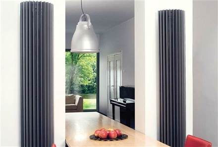 Jaga Iguana Circo Wall Mounted designer radiators