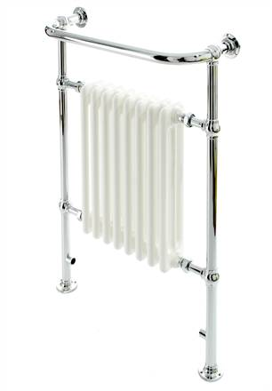 Keeling CR Traditional Heated Towel Rail