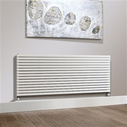 The Radiator Company Camino Triple Horizontal Radiator