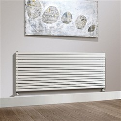 The Radiator Company Camino Double Horizontal Radiator